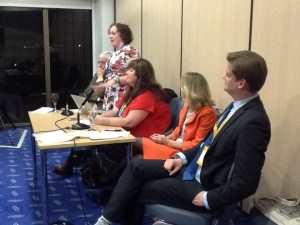 20th Sep 2015 conference LDV fringe