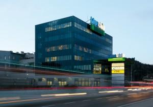 Libella Cosmetic - Gebäude