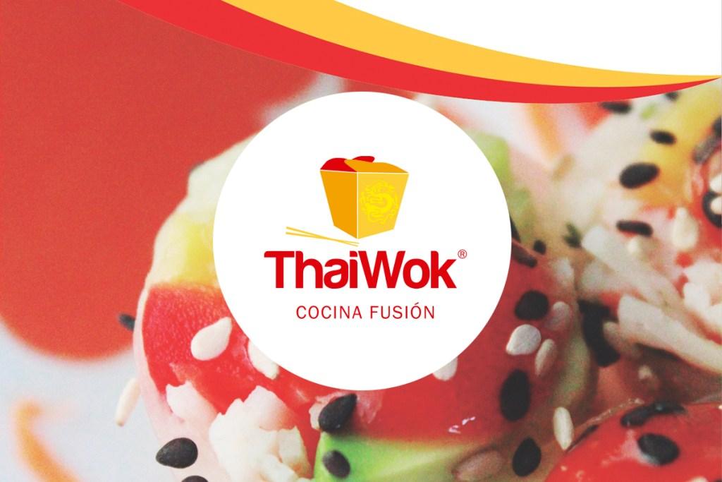 Diseños Thai Wok