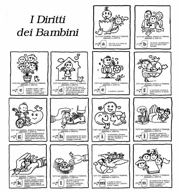 Super GIORNATA INTERNAZIONALE DEL BAMBINO   MAESTRA PAMELA CT54