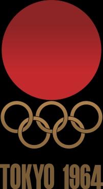 1964オリンピックロゴ