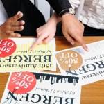 広告の基礎知識 第10回 「チラシ(新聞折り込み・ポスティングチラシ)の基礎知識」