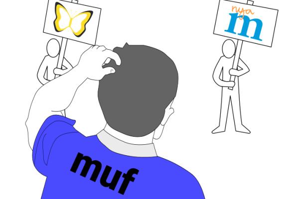 Är MUF vårt ungdomsförbund?
