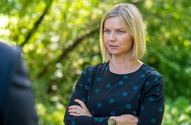 Guri Melby. Foto: Oda Scheel / Venstre CC.BY.SA.