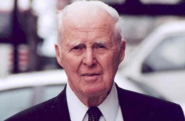 Agronomen Norman Borlaug fikk Nobels fredspris for å sørget for at en milliard mennesker fikk noe å spise. Foto: Ben Zinner, USAID.