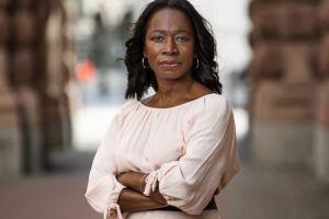 Liberalernes leder Nyamko Sabuni. Foto: Liberalerna.