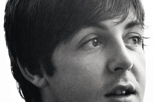 Paul McCartney Biografien av Phillip Norman, bokforside.