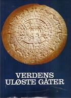 Forsiden på boken Verdens uløste gåter.