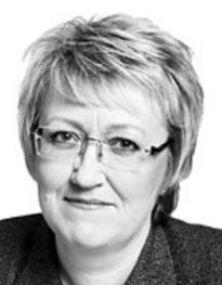 Elisabeth Aspaker, kandidat i Troms. (Foto: Hoyre.no)