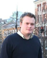 Jonas Eilertsen er kandidat for Venstre i Troms. (Foto: Frode Fjellstad)
