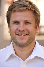 Lars-Henrik Paarup Michelsen har laget valgkampvideo for døve og hørselhemmede.