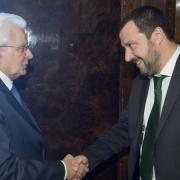 Salvini Mattarella consultazioni
