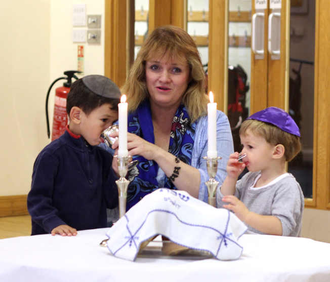 Liberal Jewish Synagogue Nursery