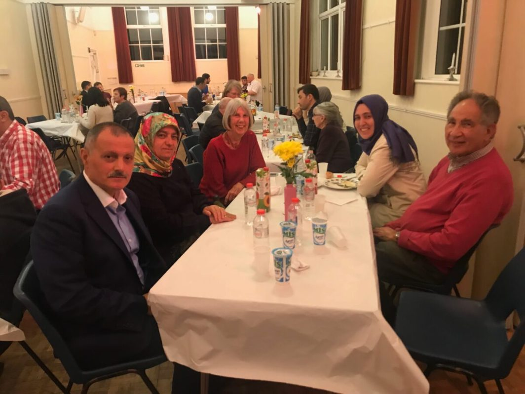 Kingston Liberal Synagogue Iftar