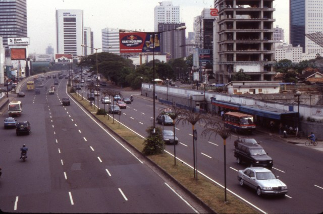 """Jakarta tries to get beyond 1960s """"modernity""""   Liberal ..."""