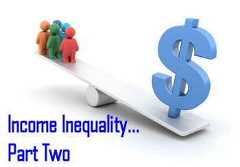 Income Inequality: Threatening Democracy – Part Two