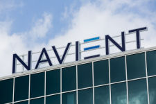 Navient Building Sign image