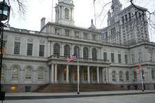 Image of NY City Hall