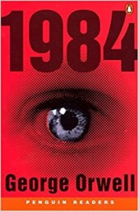 Orwell 1984 book cover image