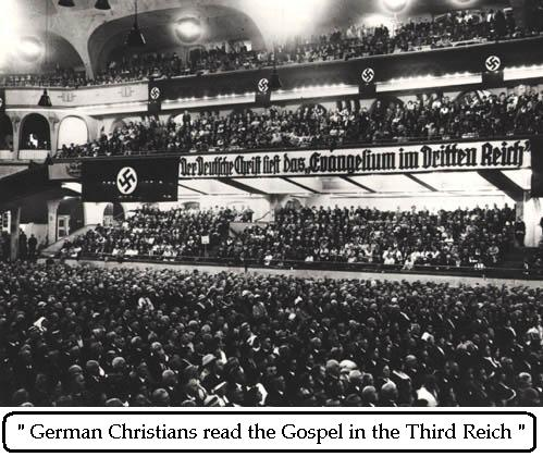 Leitura do Evangelho no terceiro Reich