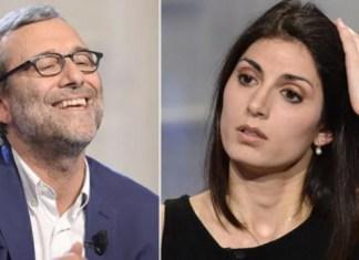elezioni 2016 ballottaggio roma virginia raggi contro roberto giachetti