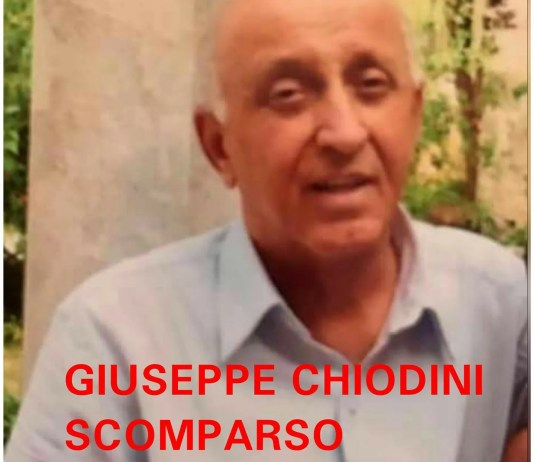 Scomparso Giuseppe Chiodini