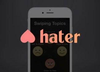 Hater, la app per trovare l'amore sulla base dell'odio comune