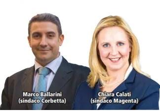 Magenta vs Corbetta: città a confronto