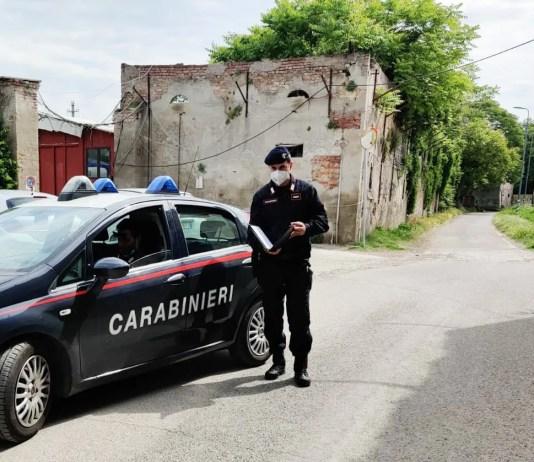 carabinieri-campo-rom-via-vaiano-valle-milano