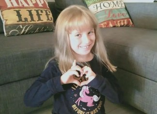 Ilaria-7-anni-telethon-atrofia-muscolare