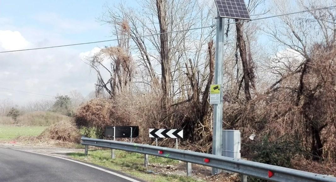 abbandono rifiuti corbetta santo stefano città metropolitana