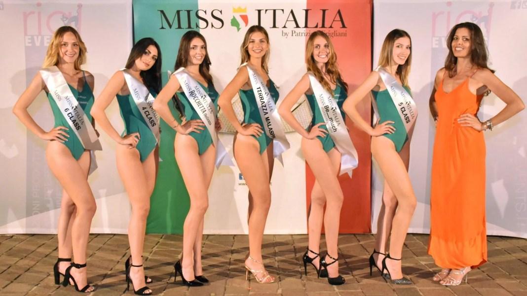 miss italia lombardia 2021 cornaredo