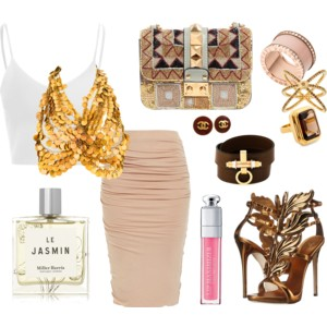 Liberata Dolce Polyvore Blogger Style Fall Fashion Valentino Romantic Flirty 2015