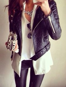 liberata dolce fashion blogger bloggerstyle style fall fashion 2015 leather jacket blog