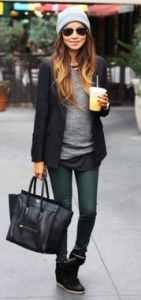 liberata dolce blogger style fall fashion 2015 accessories hats knit street style