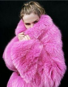 liberata dolce free people faux fur winter fashion january 2016 blog street style chic pink