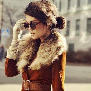 liberata dolce free people faux fur winter fashion january 2016 blog street style chic coachella vintage trim classy 70s