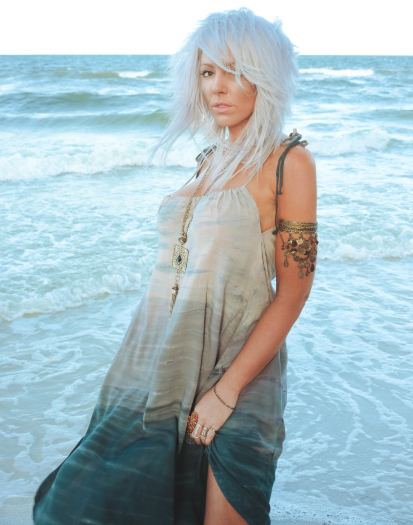 Ethereal Beach - Lorraine Castle for Prolific Quarterly Magazine