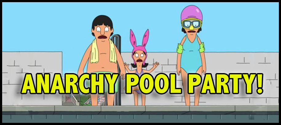 pool partty