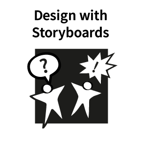 Liberating Structures_design with storyboard