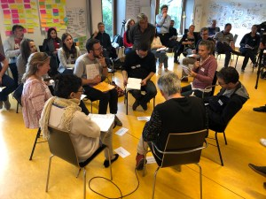 Atelier d'immersion Liberating Structures 2018