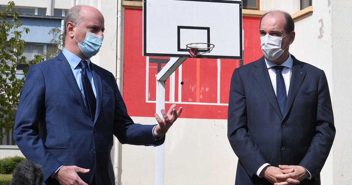 environ 1 800 classes fermées en une semaine, «le virus circule très peu» dans les écoles selon Castex – Libération