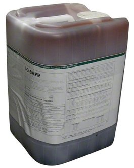 Midlab I-O-Safe Iodine Sanitizer – 5 Gallon