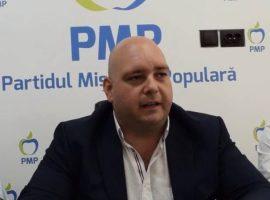 Parlamentarul Adrian Mocanu va fi exclus din PMP, după ce a votat pentru modificările aduse Codului de Procedură Penală