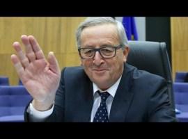 Viorica Dăncilă l-a ratat pe Jean Claude Juncker