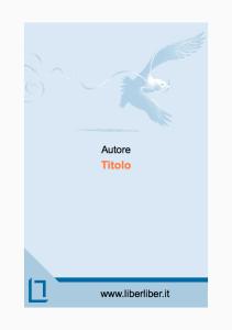 ebook ODT campione