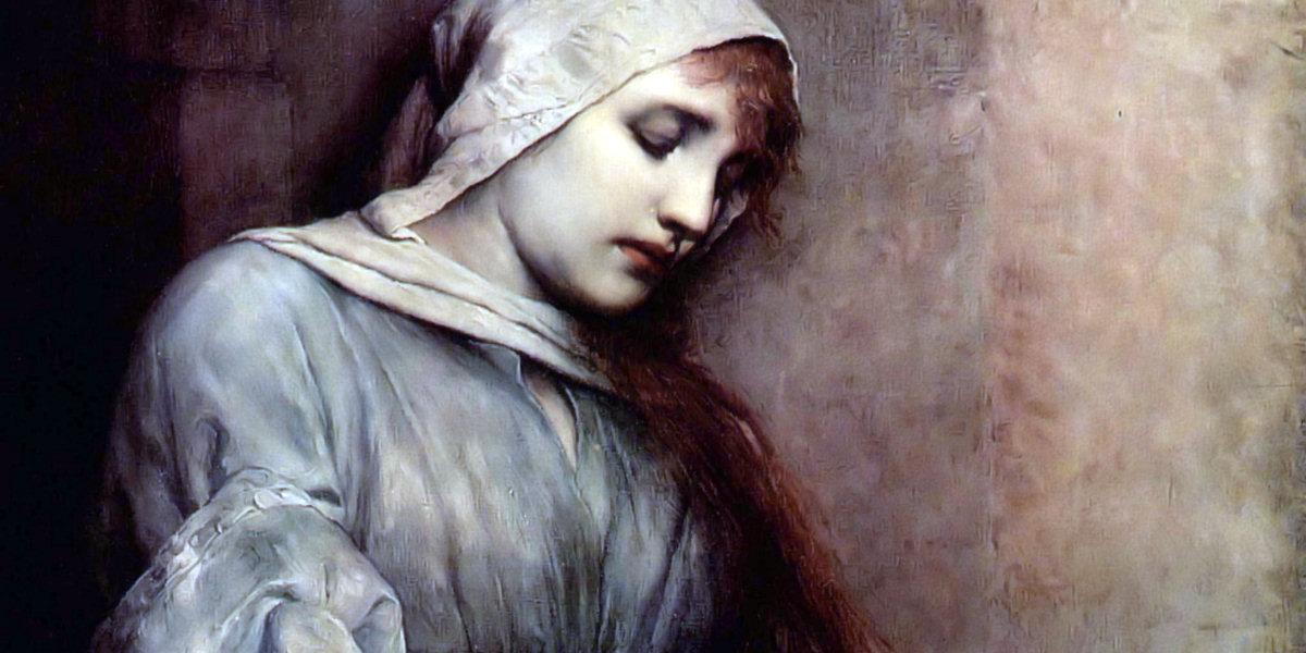 Lady Macbeth di Gabriel von Max