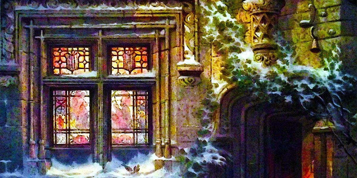 Edwin Deakin (1838–1923). Christmas Morning, Hôtel de Cluny, n.d.