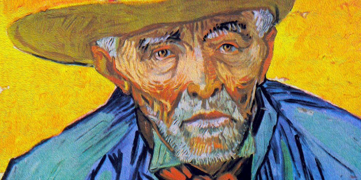 Ritratto di Patience Escalier di Vincent van Gogh (1853–1890)