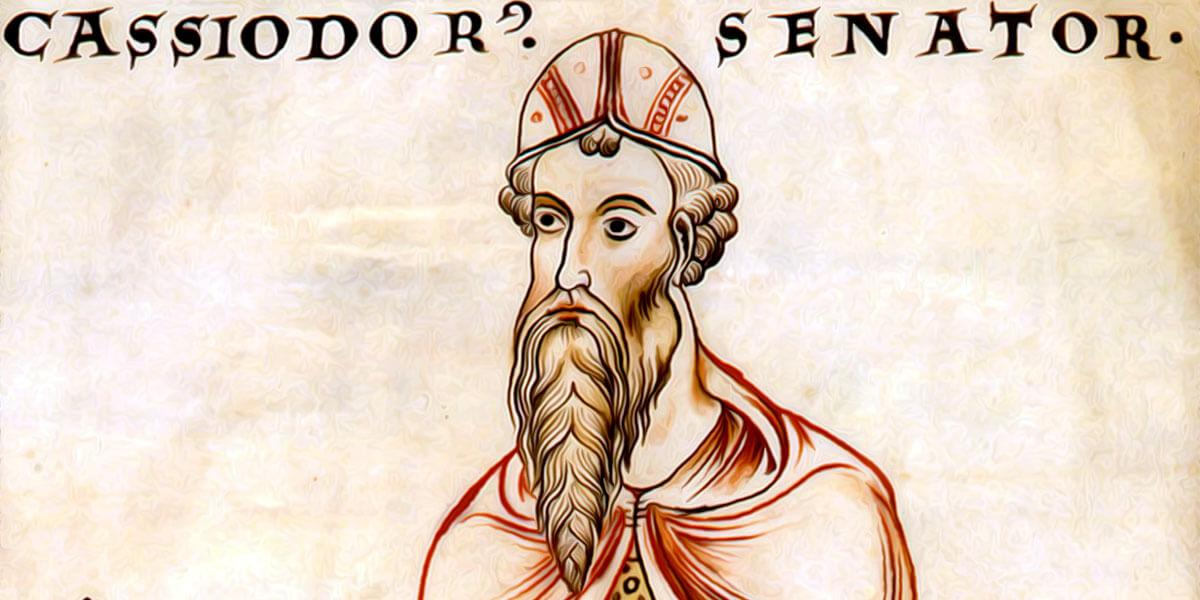 Gesta Theodorici, Flavius Magnus Aurelius Cassiodorus